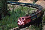 Locomotive Turbocharged by KKK